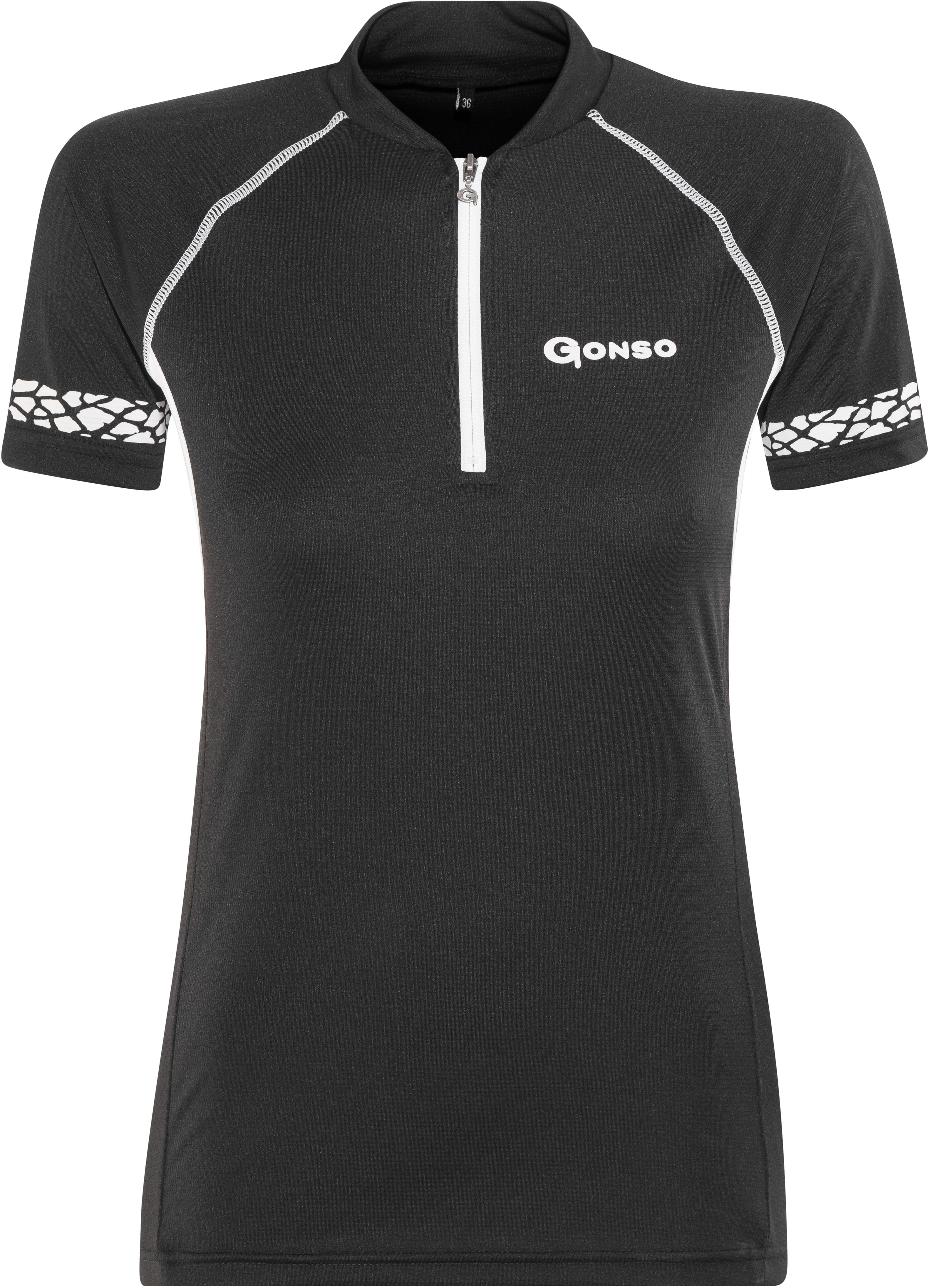 Gonso Pona Bike Jersey Shortsleeve Women black at Bikester.co.uk 8c8a6e84c